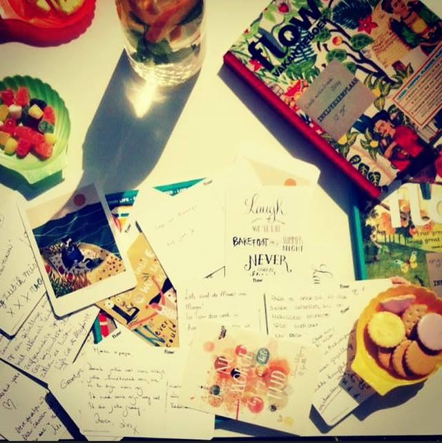 flowpostcards