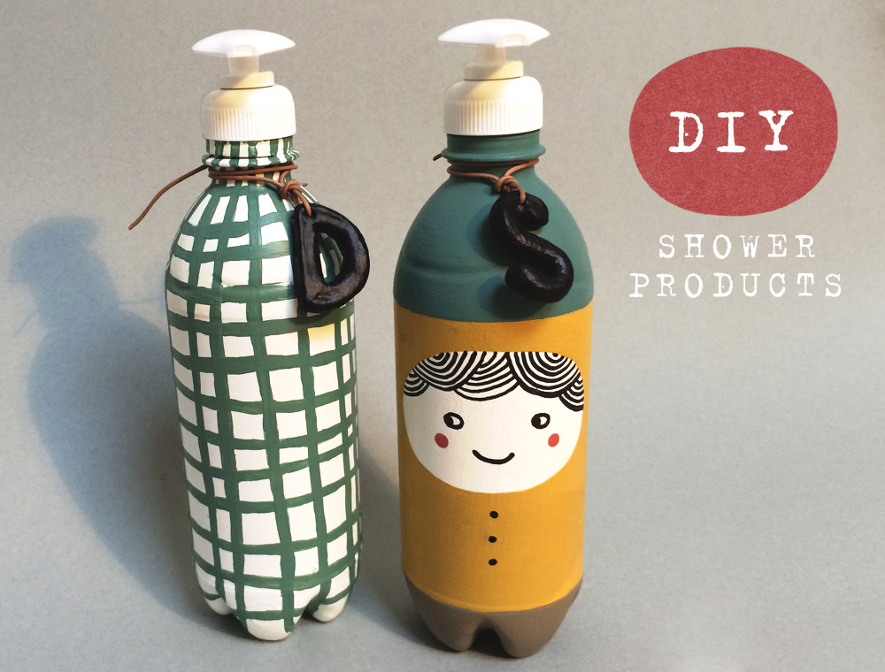DIY Showerproducts