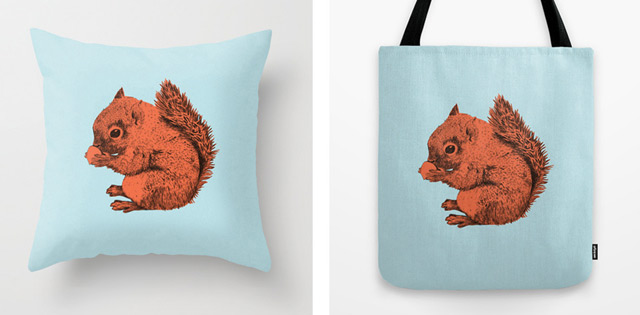 Pillows Come In Three Diffe Sizes 16 18 And 20 Phone Covers Are Available For Iphone Galaxy Do As The Squirrels