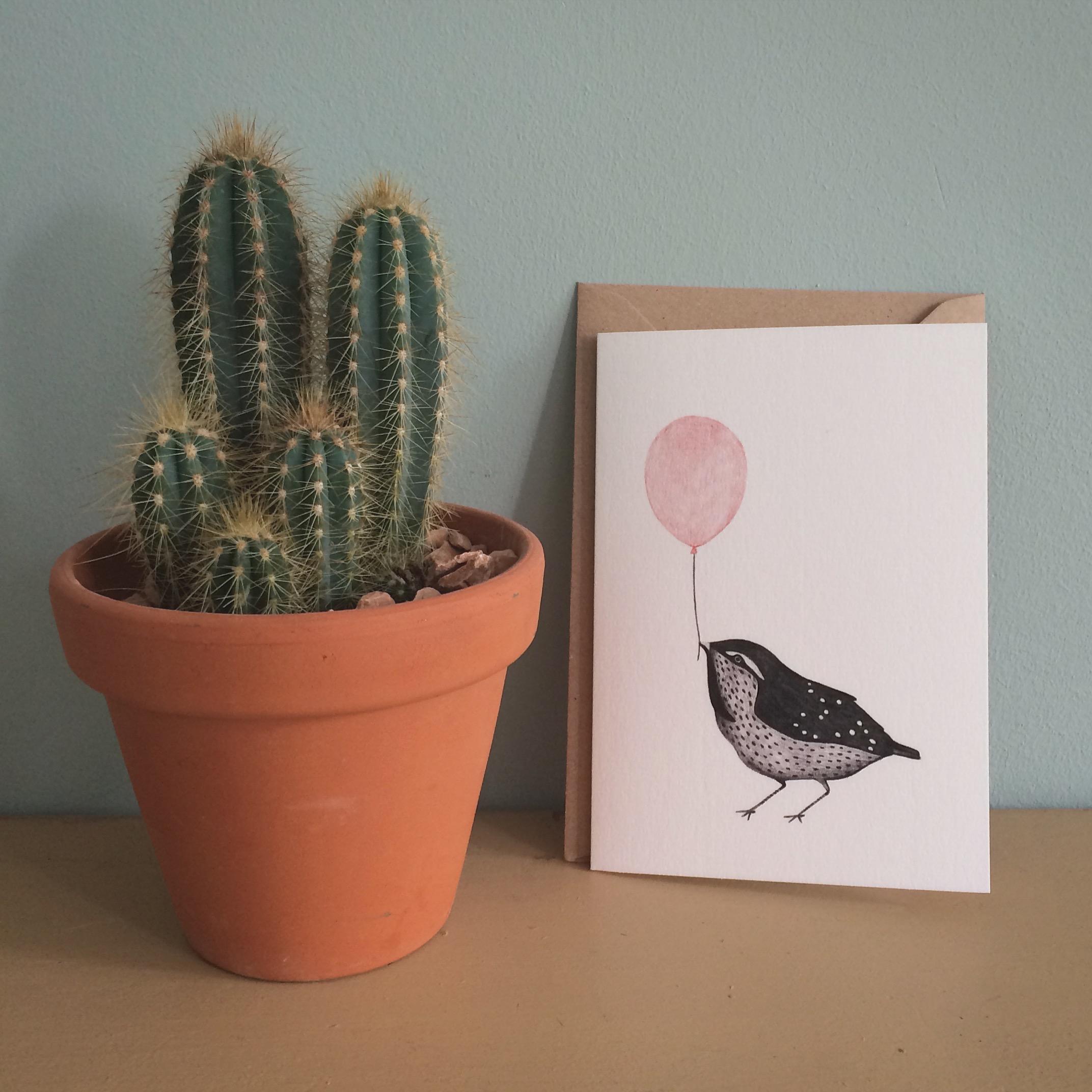 vogeltjeskaart