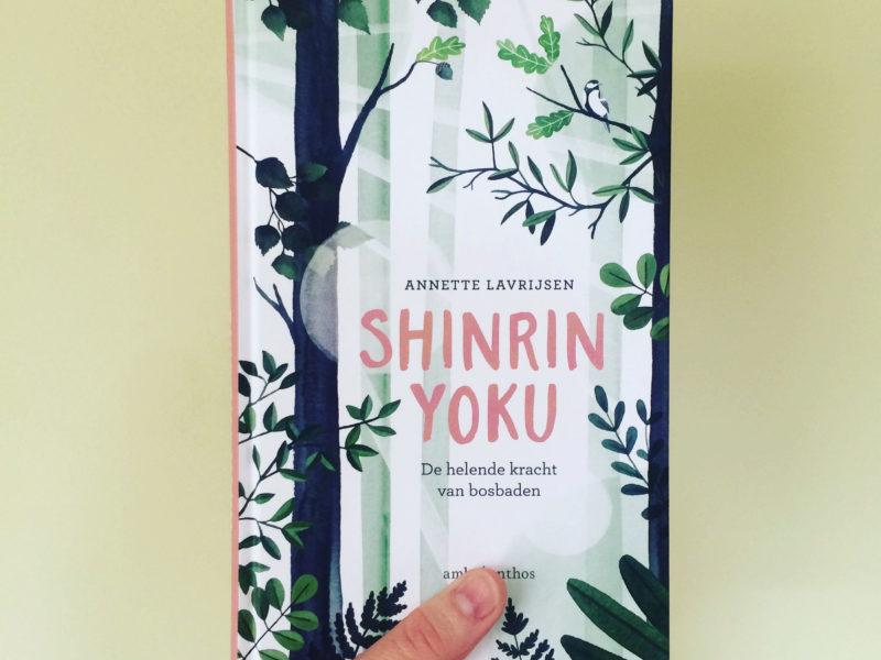 Book shinrin yoku