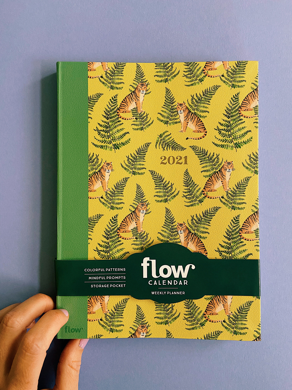 Flow Weekly Planner 2021
